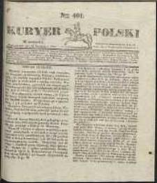 Kuryer Polski, 1831, nr 401