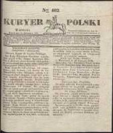 Kuryer Polski, 1831, nr 402