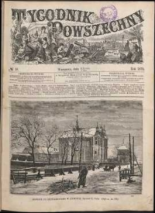 Tygodnik Powszechny, 1879, nr 18