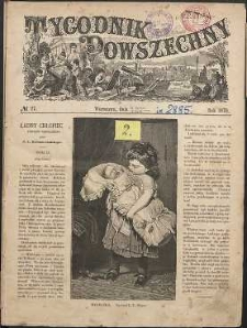 Tygodnik Powszechny, 1879, nr 27