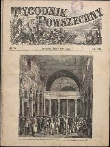 Tygodnik Powszechny, 1879, nr 29