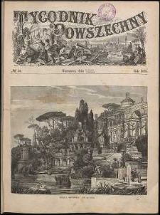 Tygodnik Powszechny, 1879, nr 36