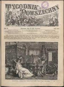 Tygodnik Powszechny, 1879, nr 39