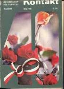Kontakt : Wojewódzki Informator Kulturalny, 1985, nr 5
