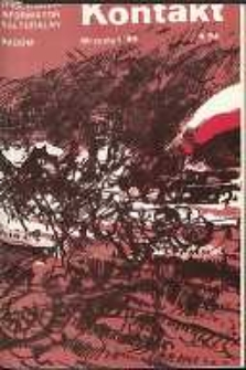 Kontakt : Wojewódzki Informator Kulturalny, 1986, nr 9