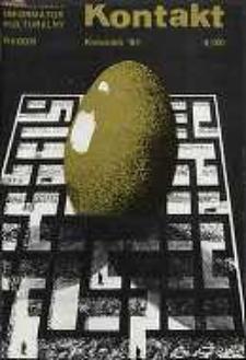 Kontakt : Wojewódzki Informator Kulturalny, 1987, nr 4