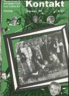 Kontakt : Wojewódzki Informator Kulturalny, 1987, nr 6