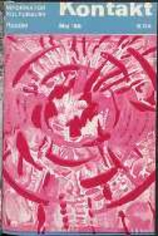 Kontakt : Wojewódzki Informator Kulturalny, 1988, nr 5