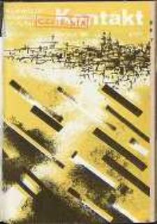 Kontakt : Wojewódzki Informator Kulturalny, 1988, nr 8