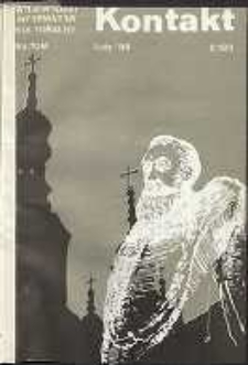 Kontakt : Wojewódzki Informator Kulturalny, 1989, nr 2