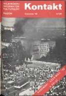 Kontakt : Wojewódzki Informator Kulturalny, 1990, nr 6