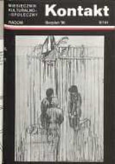 Kontakt : Wojewódzki Informator Kulturalny, 1990, nr 8
