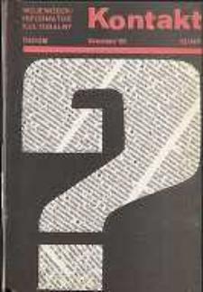 Kontakt : Wojewódzki Informator Kulturalny, 1990, nr 12
