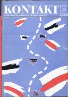 Kontakt : Wojewódzki Informator Kulturalny, 1991, nr 7-8