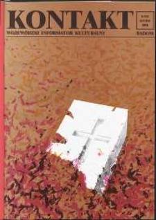 Kontakt : Wojewódzki Informator Kulturalny, 1991, nr 11