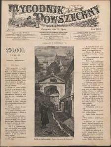 Tygodnik Powszechny, 1882, nr 29