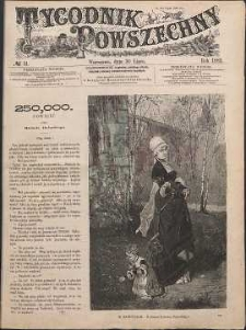 Tygodnik Powszechny, 1882, nr 31