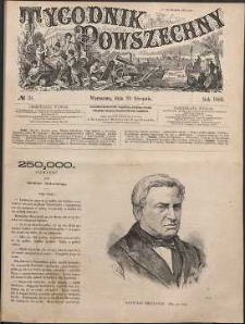 Tygodnik Powszechny, 1882, nr 34