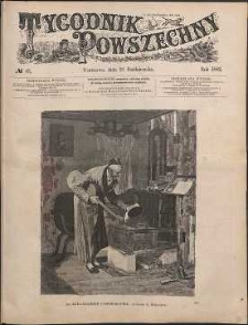 Tygodnik Powszechny, 1882, nr 43