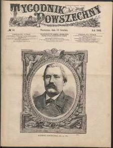 Tygodnik Powszechny, 1882, nr 50