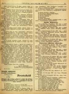 Przegląd Sejmikowy : Urzędowy Organ Sejmiku Radomskiego, 1927, R. 6, nr 2