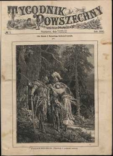 Tygodnik Powszechny, 1880, nr 1