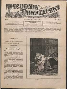 Tygodnik Powszechny, 1880, nr 7
