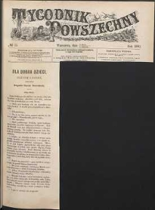 Tygodnik Powszechny, 1880, nr 15
