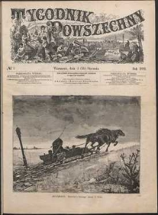 Tygodnik Powszechny, 1881, nr 3