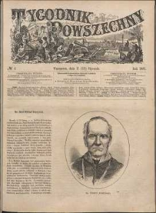 Tygodnik Powszechny, 1881, nr 4