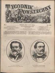 Tygodnik Powszechny, 1881, nr 9