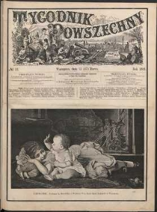 Tygodnik Powszechny, 1881, nr 13