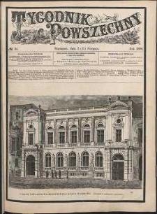 Tygodnik Powszechny, 1880, nr 33