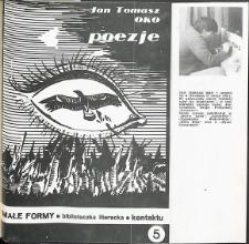 Kontakt : Wojewódzki Informator Kulturalny, 1985, nr 12, dod. Małe Formy nr 5