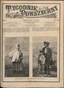 Tygodnik Powszechny, 1881, nr 24