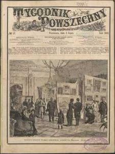 Tygodnik Powszechny, 1881, nr 27