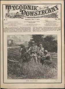Tygodnik Powszechny, 1881, nr 29