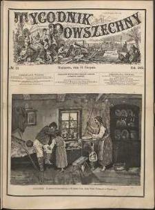 Tygodnik Powszechny, 1881, nr 33