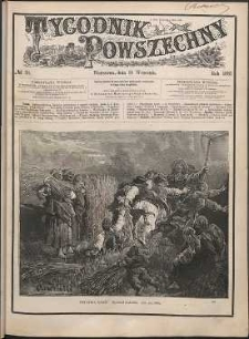 Tygodnik Powszechny, 1881, nr 38