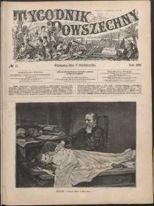 Tygodnik Powszechny, 1881, nr 41