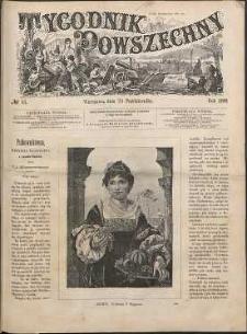 Tygodnik Powszechny, 1881, nr 43