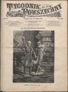 Tygodnik Powszechny, 1881, nr 44