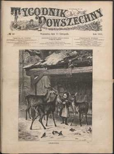 Tygodnik Powszechny, 1881, nr 46