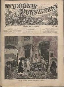 Tygodnik Powszechny, 1881, nr 48