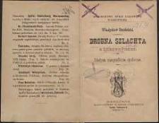 Drobna szlachta w Królestwie Polskiem : studyum etnograficzno- społeczne