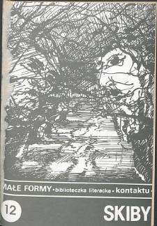 Kontakt : Wojewódzki Informator Kulturalny, 1987, nr 8, dod. Małe Formy nr 12