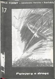 Kontakt : Wojewódzki Informator Kulturalny, 1988, nr 12, dod. Małe Formy nr 17