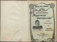 """""""Cyganeria Warszawska"""""""