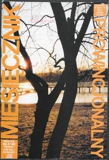 Miesięcznik Prowincjonalny, 2004, R. 7, nr 3/5