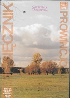Miesięcznik Prowincjonalny, 2004, R. 7, nr 6/8